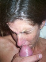 It Seems She Doesn't Like Sticky Cum All Over Her Face
