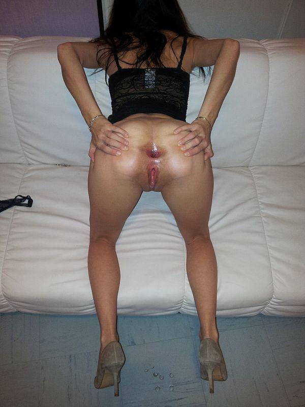Skinny Brunette Ass Pics