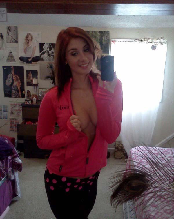 Redhead Hottie Self 88