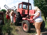 Fucking Farmer's Bbw Daughter Felt Good