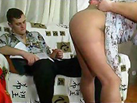 image Young cuckold wife takes her first big cock part 2
