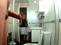 Mom Entered Toilet At Worst Possible Moment
