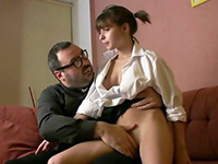Sinful Priest Seduced Young Girl Into Fucking