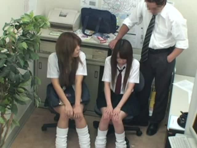 Teens punished japanese