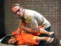 Female Prisoners Tortured By Cruel Prison Guardian