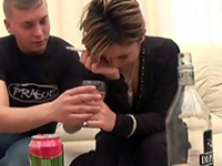 Girl Tricked Into Drinking Alcohol Until She Passed Out