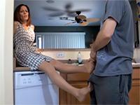 A Foot Massage Turns Into Footjob