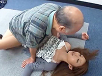 Nasty Grandpa Fucks Beautiful Asian Girl