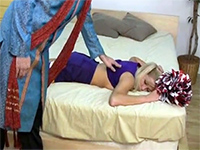 Something Ass fucking a passed out girl free video