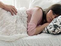 Gorgeous Sleeping Girl Gets Awaken For Morning Sex
