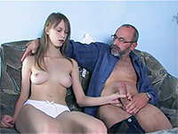 Sexy Young Schoolgirl Gets Seduced By Her Private Teacher