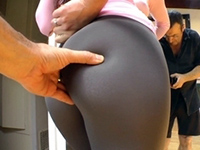 How Could You Resist That Ass?!
