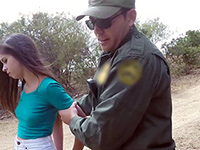 Girl Arrested By Border Patrol Gets Disgraced