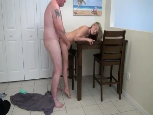 Teen Slut Seduces Older Man