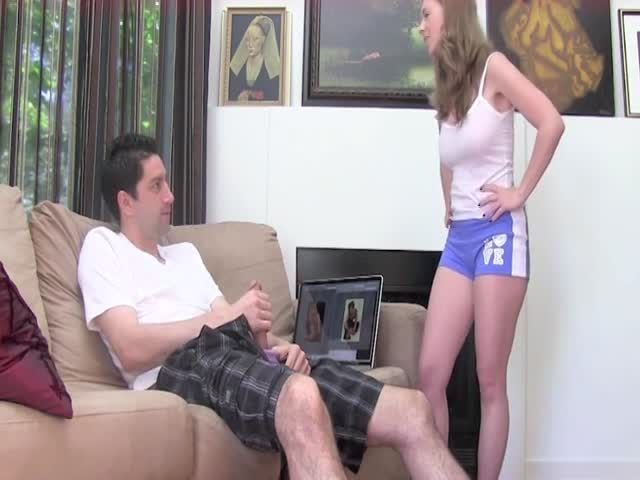 Muscle Teen Fucks Teen Girl