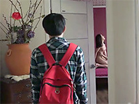 Japanese Teen Boy Caught Mom Fucking With Her Lover