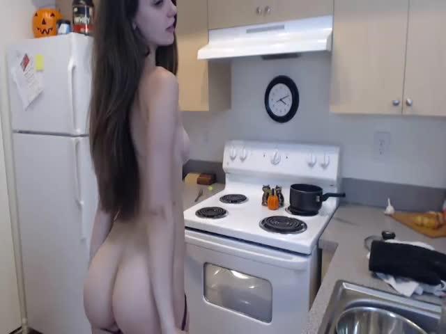 Køkken sex videoer