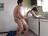 Young Asian Maid Gets Fucked At Work Everyday