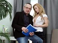 Young Russian Girl Seduces Her Teacher Into Wild Sex Adventure