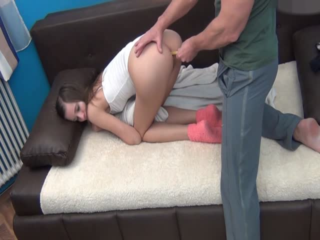 Anal butt rectal punish