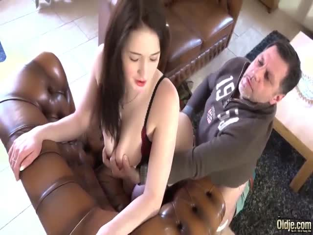 Perverted Old Man Fucks Teen