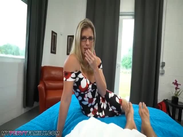 Step Mom Swallows Sons Load