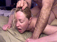 Stud Fucks Her Anal While Drilling Her Pussy With Vibrator