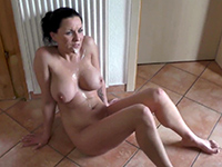 Sexy German Chick Fucked Hard Until Exhaustion