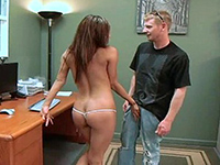 Crazy Boy Makes His Teen Step Sister Do Filthy Things
